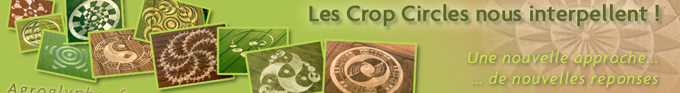 Les Crop Circles nous interpellent...